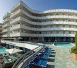 thumbs  - main facade on the pools side - Waldorf Palace Hotel Cattolica (1/33)