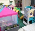 thumbs  - outdoor children's play area - Hotel Ambra Cesenatico Centro (23/29)