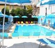 thumbs  - Outdoor pool with sun beds and umbrellas - Hotel Adelphi Riccione (4/43)