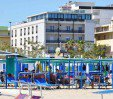 thumbs  - HOTEL seen from the beach - Hotel Adelphi Riccione (34/37)