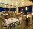 thumbs  - Raised terrace at night - Hotel Bahamas Lido di Savio (8/28)