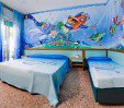 thumbs  - Themed room of Esplorotti, marine environment - Hotel Bahamas Lido di Savio (18/28)