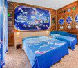 thumbs  - Themed room of Esplorotti, underwater environment - Hotel Bahamas Lido di Savio (19/28)