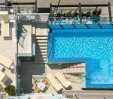 thumbs  - View of the pool and solarium from above - Hotel Bahamas Lido di Savio (21/28)