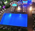 thumbs  - swimming pool fed to the sweet salt of the Cervia salt pans - Hotel Nettuno Cervia (2/29)