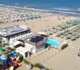 thumbs  - Panorama of the affiliated beach - Hotel Christian Riccione (25/24)