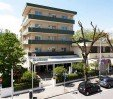 thumbs  - Exterior with equipped veranda and parking spaces - Hotel Panoramic Riccione (2/41)