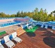 thumbs  - Swimming pool with Jacuzzi on the roof - Hotel Silvaion Villamarina di Cesenatico (2/24)