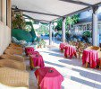 thumbs  - Bright outdoor patio, comfortable living armchairs - Hotel Aurora Misano Adriatico (4/40)