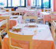 thumbs  - Breakfast room lunch dinner bright environment spacious tables - Hotel Aurora Misano Adriatico (10/40)