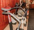 thumbs  - Fitness room equipped with functional equipment, exercise bike, weights - Hotel Aurora Misano Adriatico (33/40)