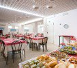 thumbs  - Restaurant room and buffet of appetizers and vegetables - Hotel Morri Riccione (11/30)
