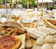 thumbs  - Piadines and pizzas stuffed for the buffet - Hotel Alexandra Plaza Riccione (10/27)