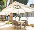thumbs  - Umbrellas in the garden - Hotel Relax Riccione (10/41)