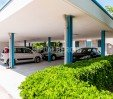 thumbs  - covered parking in the hotel - Hotel Stella del Mare Igea Marina (51/54)