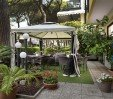 thumbs  - Outdoor garden equipped for moments of relaxation - Hotel Balaton Riccione (5/62)