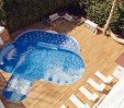 thumbs  - Swimming pool with waterfalls and heated whirlpools - Hotel Saraceno Milano Marittima (3/66)