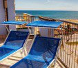 thumbs  - terrace on the 5th floor with loungers - Hotel Tilmar Rimini Mare (21/28)