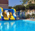 thumbs  - Inflatable swimming pool with water slide and trampoline - Hotel Jumbo Marebello di Rimini (6/54)