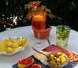 thumbs  - aperitif in the garden - Golf & Beach Hotel B&B Milano Marittima (13/39)