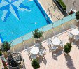thumbs  - Terrace with pool, view from the drone - Hotel Torino Cesenatico Centro (6/52)