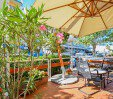 thumbs  - Garden with mezzanine Bar area - Hotel Mirabella Riccione (4/40)