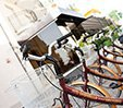 thumbs  - bicycles - Hotel Gabriella Torre Pedrera (21/25)