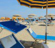 thumbs  - Free umbrellas and sun loungers on Giordy Beach - Hotel Giordano Spiaggia Torre Pedrera (45/46)
