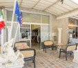 thumbs  - Flags and Statues near the car entrance - Hotel Giordano Spiaggia Torre Pedrera (8/57)