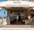 thumbs  - the Hotel sign on the San Salvador seafront - Hotel Giordano Spiaggia Torre Pedrera (6/57)