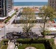 thumbs  - the view from the balcony - Hotel Corona Riccione (73/72)