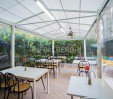 thumbs  - gazebo in the green for breakfast - lunch - dinner - Hotel Silvana Cattolica (5/43)