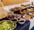 thumbs  - rich buffet of vegetables and delicacies - Hotel Villa Pozzi Cattolica (13/45)