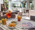 thumbs  - Something fresh on the veranda to get off to a good start in the evening - Hotel Feldberg Riccione (17/41)