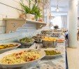thumbs  - buffet of appetizers and fresh vegetables - Hotel Tre Stelle Rimini Mare (13/45)