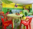 thumbs  - The children play safely next to the relaxation area for adults - Hotel Tre Stelle Rimini Mare (39/45)