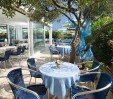 thumbs  - cool garden, side entrance with bar service - Hotel Margareth Riccione (7/40)