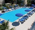thumbs  - Spacious solarium around the pool for your relaxation - Hotel Caravelle Cattolica (3/26)
