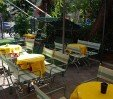thumbs  - Garden with chairs and tables - Hotel Montebello B&B Riccione (7/38)