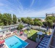 thumbs  - pool area and garden - Hotel Due Mari Miramare di Rimini (4/61)