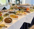 thumbs  - Starters buffet in the panoramic sea view restaurant - Hotel Venus Gabicce Mare (7/20)