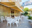thumbs  - Terrace with chairs and tables - Hotel Mexico Riccione (5/20)