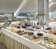 thumbs  - Breakfast in the panoramic restaurant on the top floor - Hotel Ambasciatori Rimini Mare (14/39)