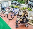 thumbs  - Bicycles and strollers available to customers - Hotel Delfino Riccione (20/30)