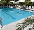 thumbs  - Pool with sunbathing area in the garden - Biondi Hotels Valverde di Cesenatico (7/53)