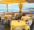 thumbs  - the restaurant's terrace overlooking the sea - Hotel Napoleon Beach Cattolica (16/47)