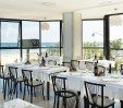 thumbs  - Bright room with sea view restaurant - Hotel Milano Resort Bellaria (20/57)