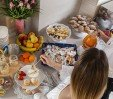 thumbs  - The breakfast buffet with lots of good things to taste - Hotel Acquario Torre Pedrera (14/35)