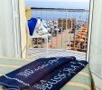 thumbs  - beach towels on loan for use - Hotel La Bussola Bellaria (28/34)