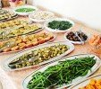 thumbs  - vegetable buffet for lunch and dinner - Hotel Simon Torre Pedrera (22/52)
